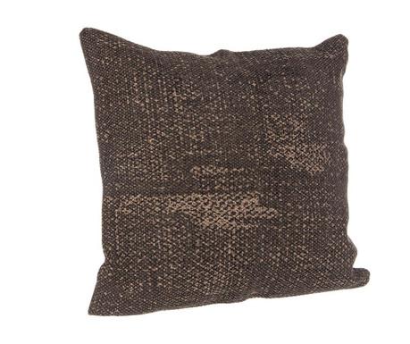 Dekorační polštář Zeudi Brown 45x45 cm