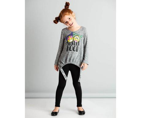 026b52a3a50c Σετ παιδική μπλούζα και κολάν Sisterhood 5 ετών - Vivre.gr