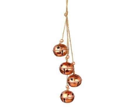 Decoratiune suspendabila Gently Copper Bells
