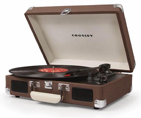 Gramofon Crosley Cruiser Deluxe Tweed