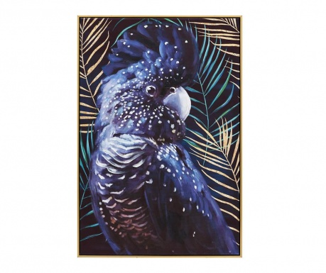 Tablou Right Parrot 60x90 cm