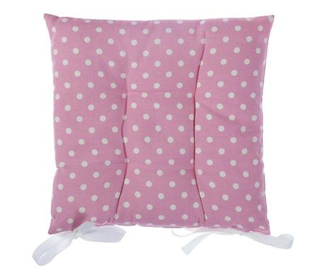Perna de sezut Pink Dots 41x41 cm