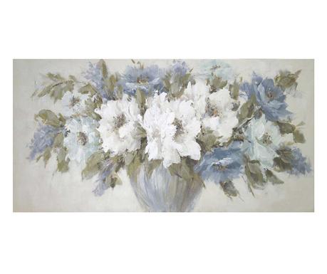 Tablou Flower Pot 70x150 cm