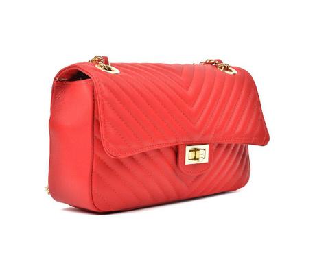 Дамска чанта Eva Red