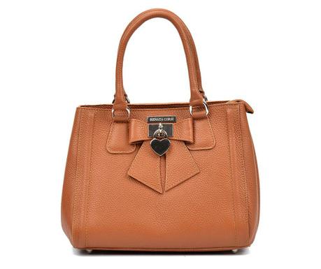 Дамска чанта Melia Cognac