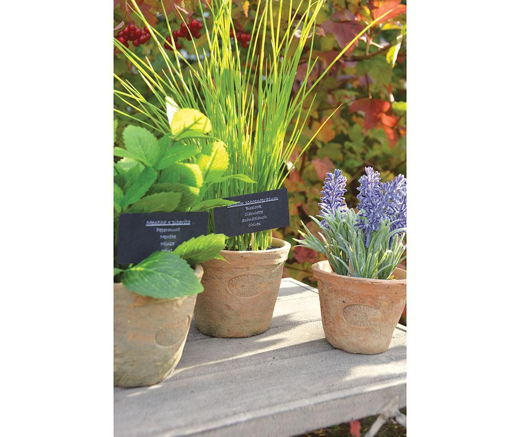 Umělá rostlina v květináči Lavander
