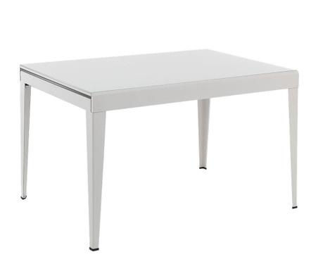 Rozkládací stůl Clever White