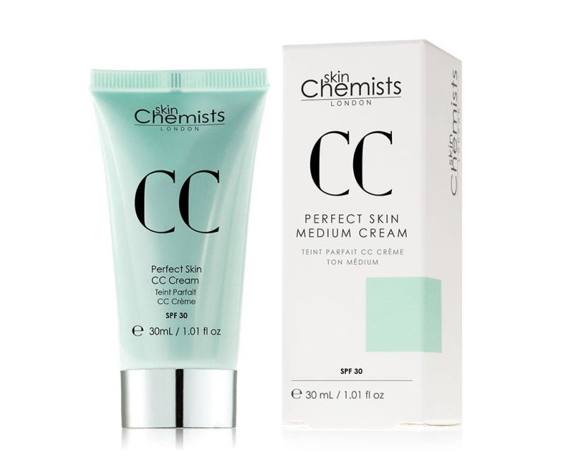 Vlažilna krema SPF 30 Perfect Skin Medium 30 ml