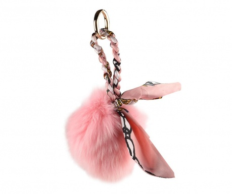 Accesoriu pentru geanta Wallis Pink