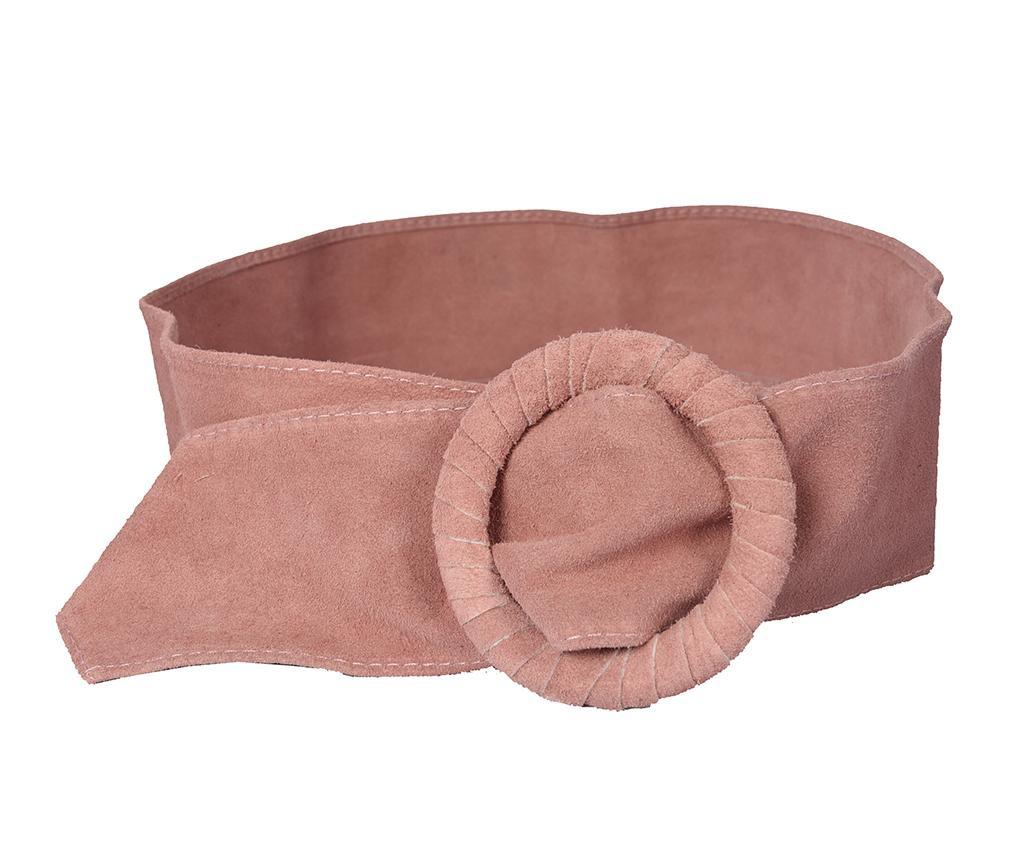 Curea tip brau Kiera Pink 108 cm