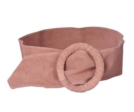 Колан тип корсет Kiera Pink 108 см