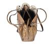 Torbica Camelia Taupe