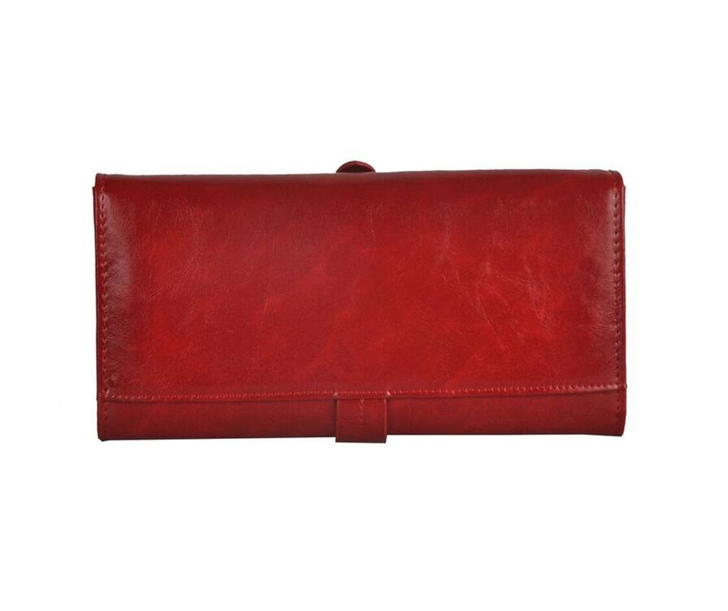 Ženska denarnica Imelda Red