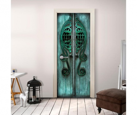Tapet pentru usa Emerald Gates