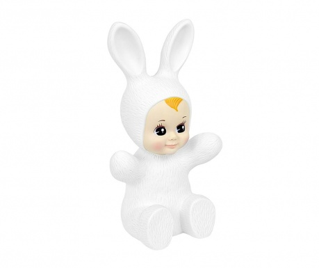 Nočna svetilka Bunny Baby White