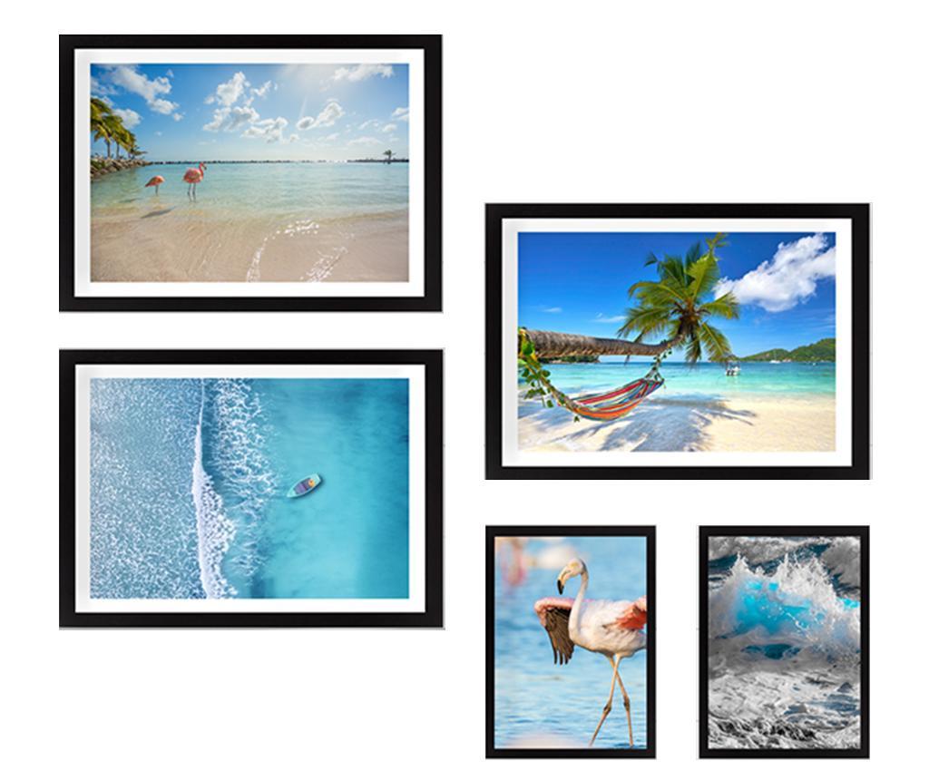 Seaside 5 db Kép