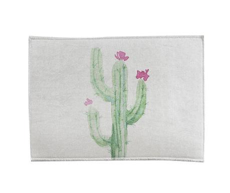 Fiore Cactus Fürdőszobai szőnyeg 40x60 cm