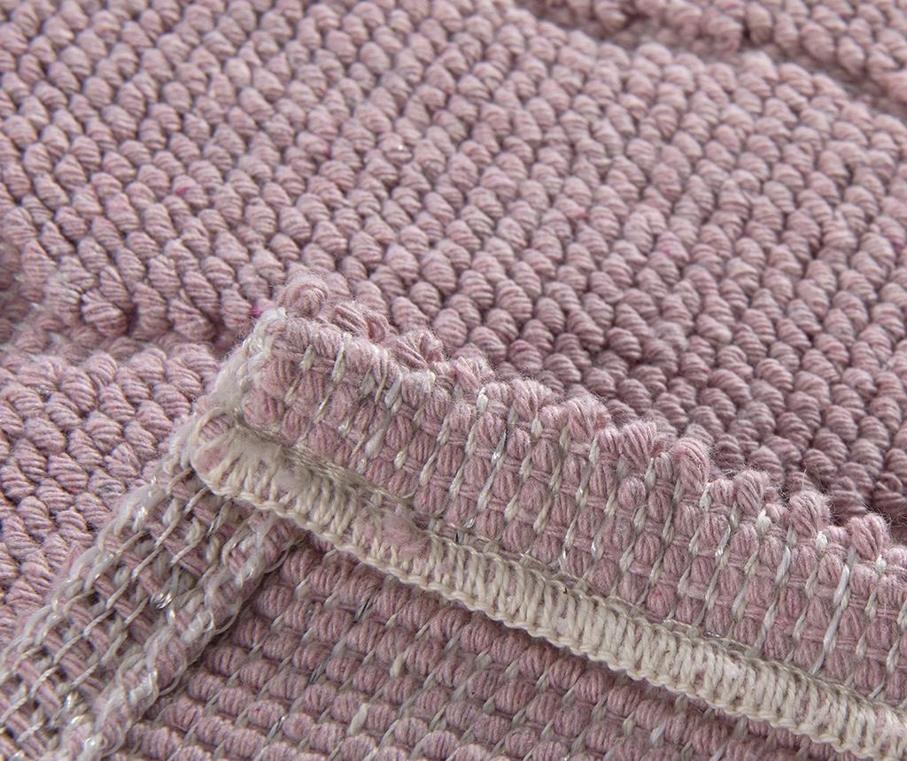 Feet Dusty Rose Fürdőszobai szőnyeg 50x70 cm