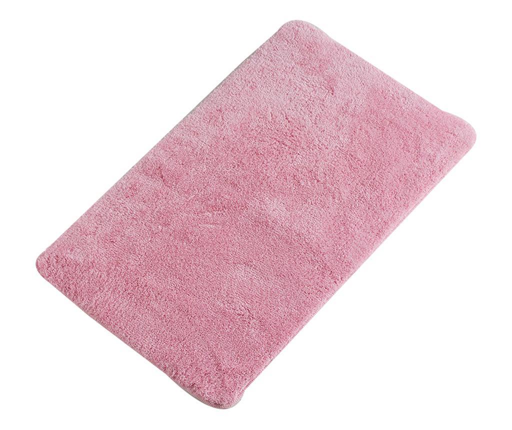 Plain Candy Pink Fürdőszobai szőnyeg 60x100 cm