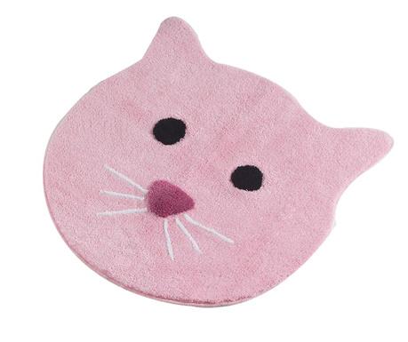 Cat Candy Pink Fürdőszobai szőnyeg 90 cm