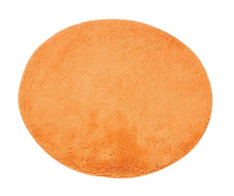 Circle Orange Fürdőszobai szőnyeg 90 cm