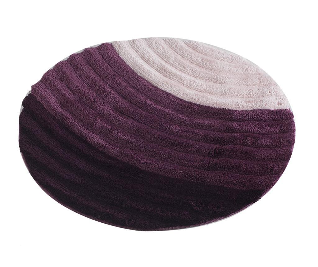 Kopalniška preproga Cole Purple 90 cm