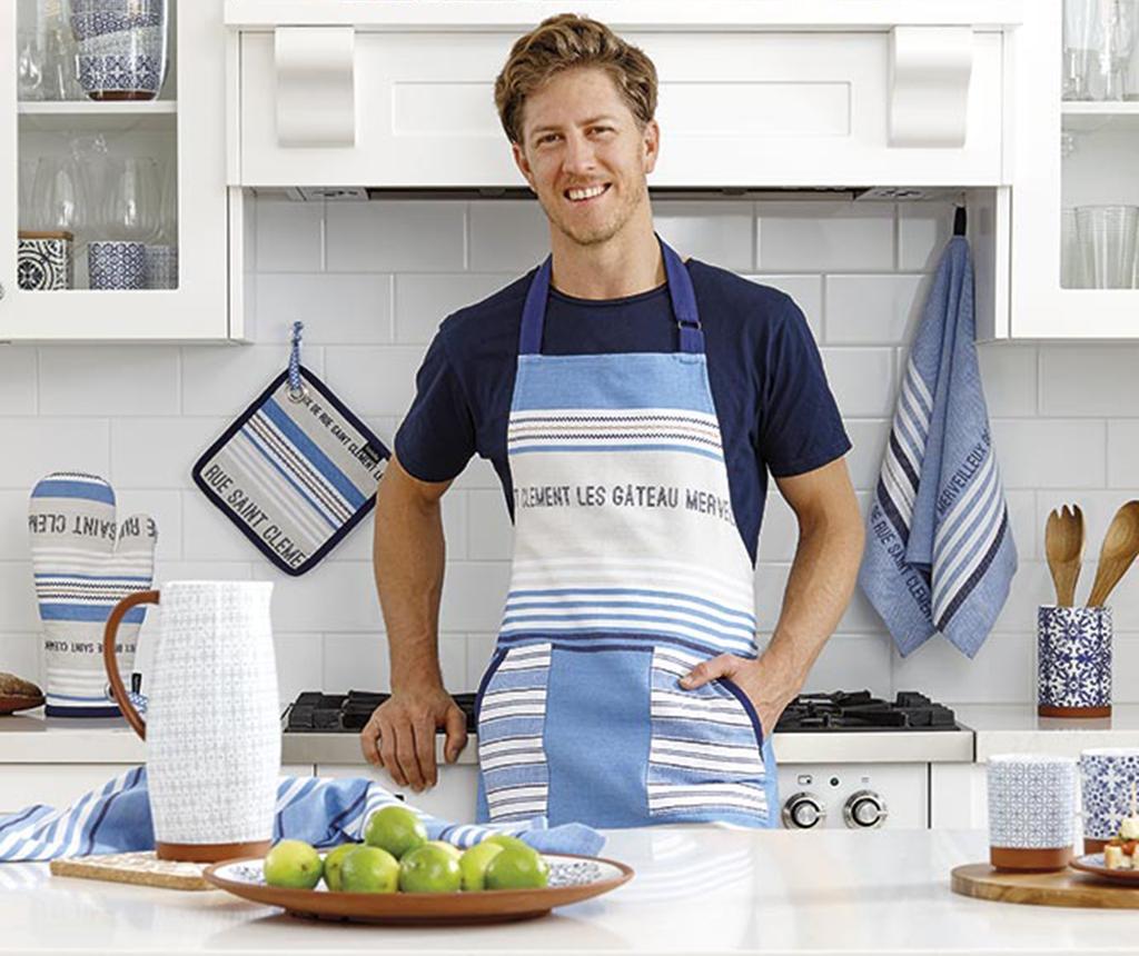 Dvojitá kuchyňská chňapka Clement