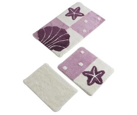 Fenton Lilac 3 db Fürdőszobai szőnyeg