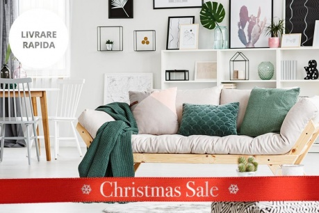 Christmas Sale: Un moment de recreere