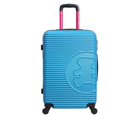 Βαλίτσα τρόλεϊ Big Bear  Blue