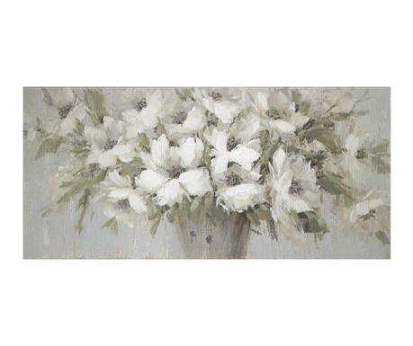 Slika Home Flowers 70x150 cm