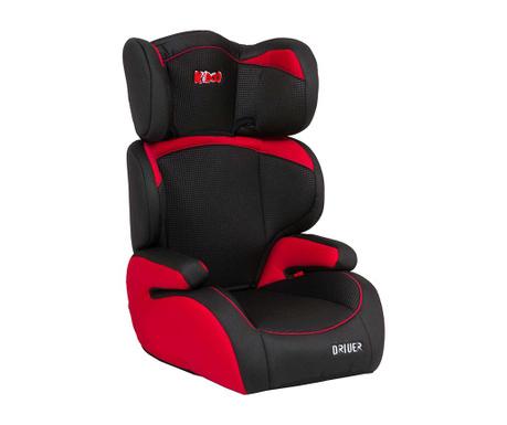 Scaun auto copii Driver Red 3+ ani