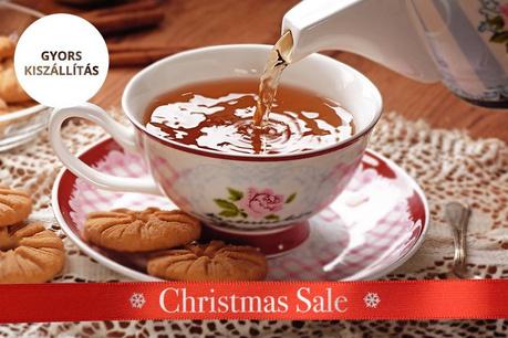 Christmas Sale: A teázás művészete