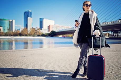 Βαλίτσες τρόλεϊ Lulu Castagnette