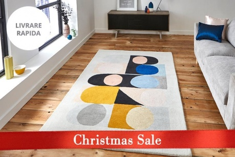 Christmas Sale: Covoare Think Rugs