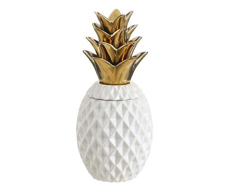Pineapple Díszedény fedővel M