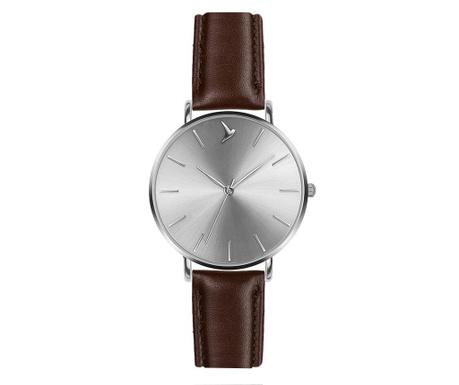 Γυναικείο ρολόι χειρός Emily Westwood Shine Classic Brown