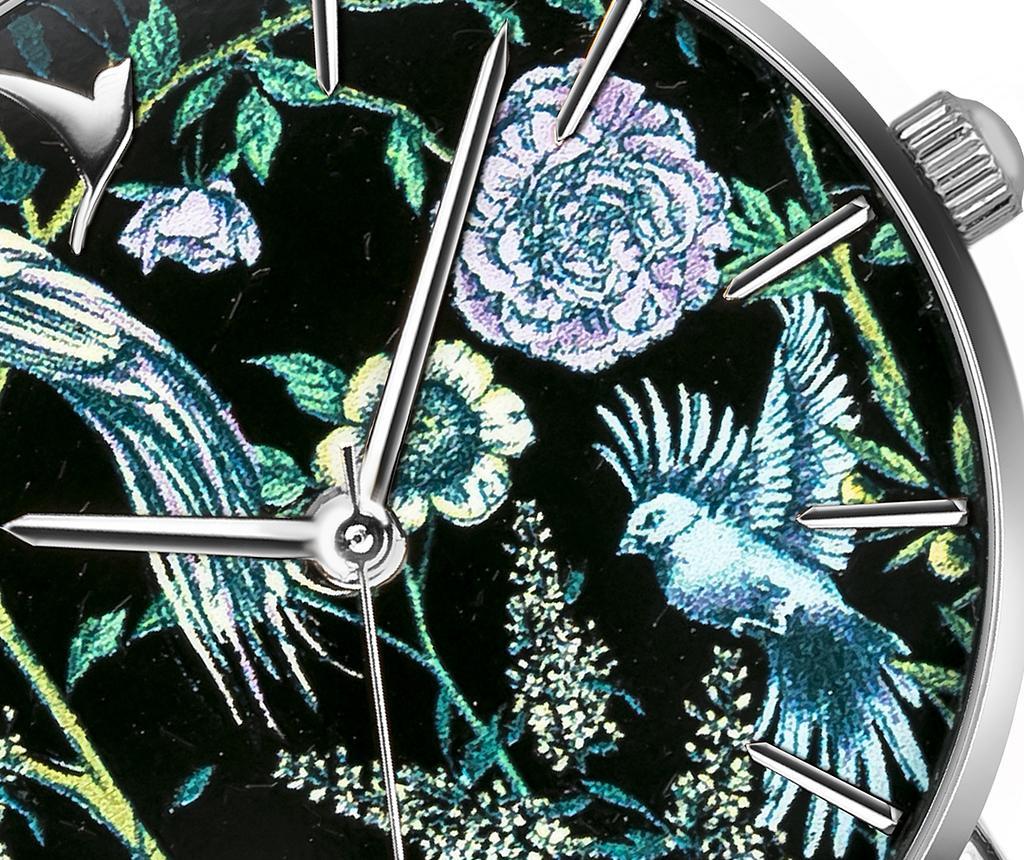 Ženski ručni sat Emily Westwood Dikia Silver