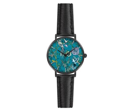 Γυναικείο ρολόι χειρός Emily Westwood Ulpia Black