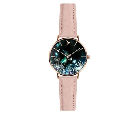 Γυναικείο ρολόι χειρός Emily Westwood Karina Pink