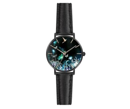 Γυναικείο ρολόι χειρός Emily Westwood Vixa Black