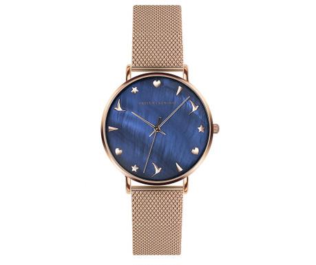 Γυναικείο ρολόι χειρός Emily Westwood Udine Gold
