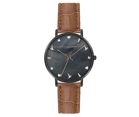 Γυναικείο ρολόι χειρός Emily Westwood Nikka Brown
