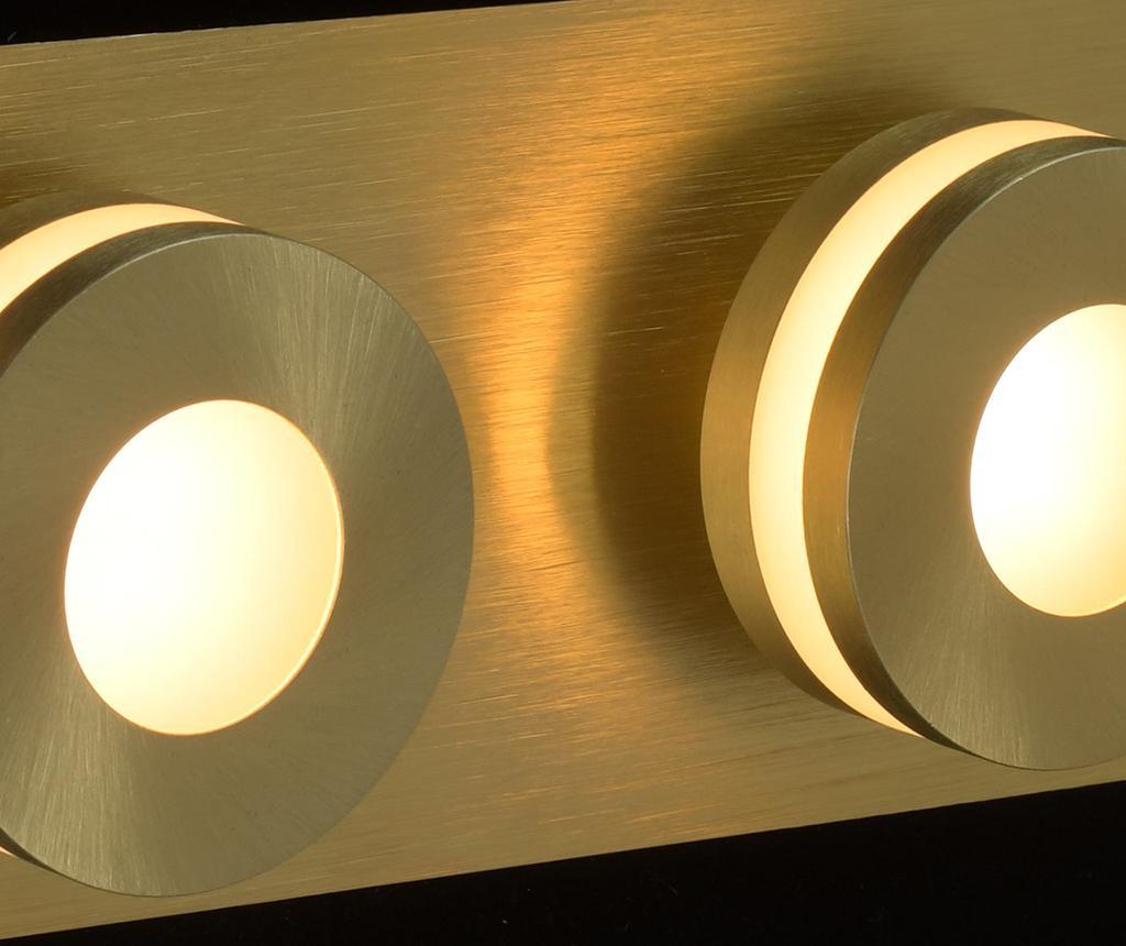 Graffiti Gold Two Fali lámpa