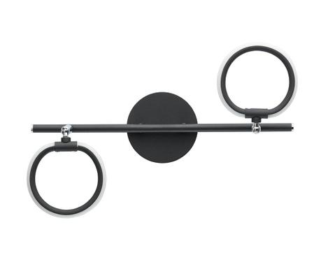 Aplica Circle Black Two