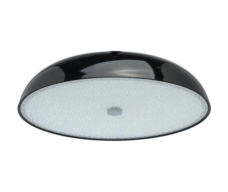 Stropna svjetiljka Bladen Black