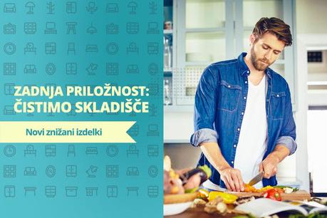 Zadnja priložnost: Dodatki za kuhinjo pod 15 evrov