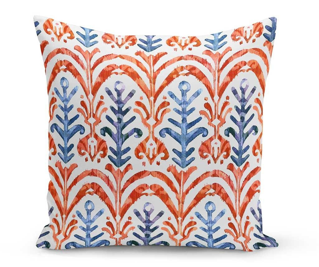 Perna decorativa Alice Orange 43x43 cm