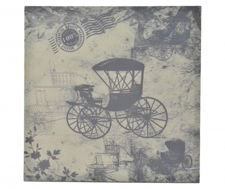 Tablou Carriage 60x60 cm