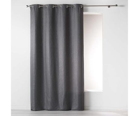 Draperie Riad Anthracite 140x260 cm